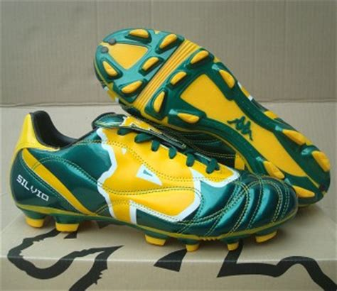 kappa football shoes kappa silvio football soccer shoes mens size us 7 ebay