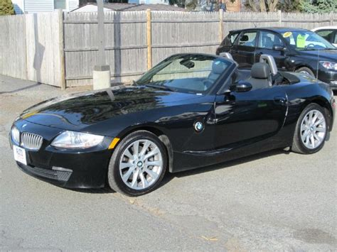 bmw peabody ma 2008 bmw z4 3 0si convertible in peabody andover arlington