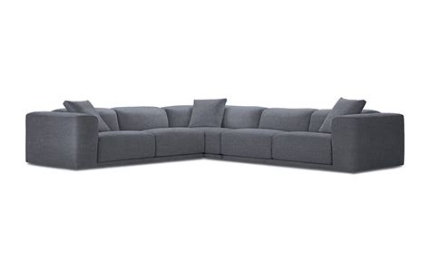 dwr sectional kelston corner sectional design within reach