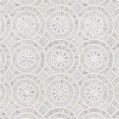 Marble Mosaic Floor Tile Best 25 White Mosaic Bathroom Ideas On White Tiles White Mosaic Tiles And White