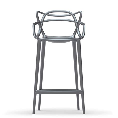 Philippe Starck Gnome Stool by 100 Philippe Starck Gnome Stool Masters Stool