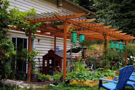 Pergola Planter by I Finally What I Want To Be When I Grow Up The 10