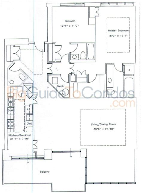 650 Queens Quay West Floor Plans by 650 Quay West Floor Plans 500 Quay West Reviews Pictures