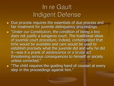 In re gault definition of marriage