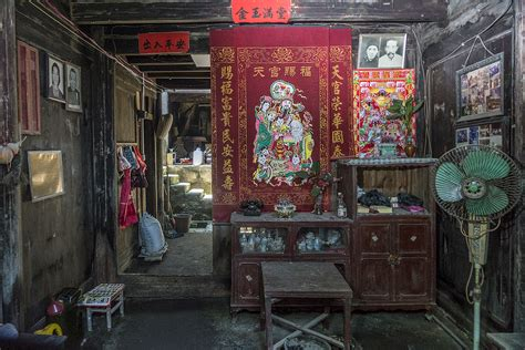 Chinese Home Inside A Typical Chinese Home Daxu China Caryn Esplin