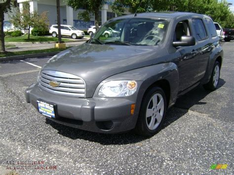 Gray Ls by 2009 Chevrolet Hhr Ls In Gray Metallic 632514 All
