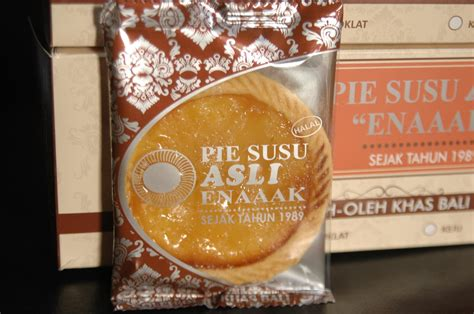 Pie Enak Original jual pie asli enaaak paket mix rasa original