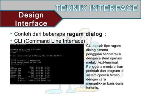 command pattern adalah ppt imk design interface