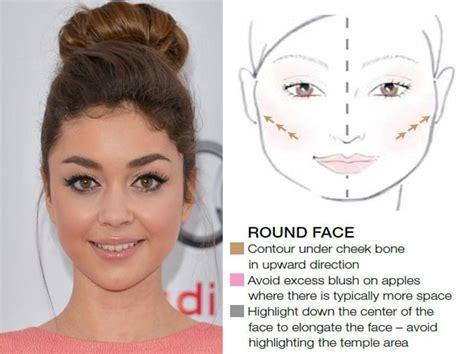 face makeup tips round face makeup tips www pixshark com images