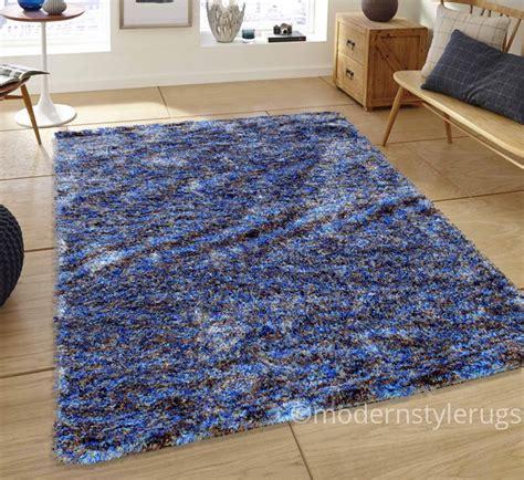 beige fluffy rug new soft fluffy touch quality shaggy rugs in brown blue beige grey ebay