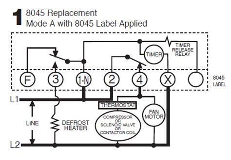 8145 20 defrost timer wiring diagram wiring diagram schemes