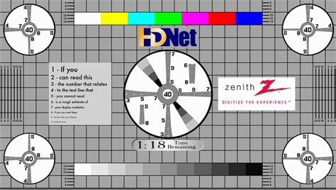 test pattern for led tv hdnet hdtv gallery testpattern 01