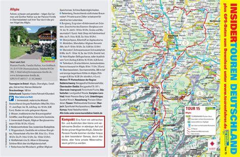 Motorradtouren Deutschland Karte by Motorrad Insidertouren Deutschland Tourenfahrer