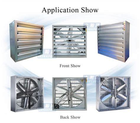exhaust fan for smoking room dhf belt type 400mm exhaust fan blower fan ventilation