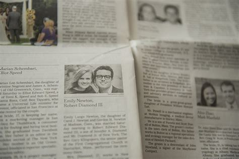 Wedding Announcement In The New York Times by How To Submit A Wedding Announcement To The New York Times