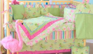 Lilly Pulitzer Crib Bedding Lilly Pulitzer Baby Bedding Coral Pink Flamingo Nursery Ideas