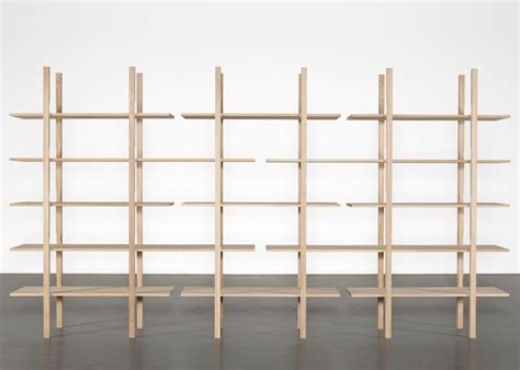 etagere l nglich minimalist interlocking shelves now there s a clever
