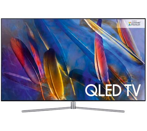 samsung qe49q7fam 49 quot smart 4k ultra hd hdr qled tv deals pc world