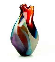 designer vasen the ventricle vase a stylish human shaped glass
