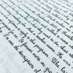 15 handwriting exles that ll give you an