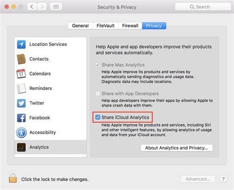 cara membuat icloud pada apple cara berhenti berbagi data analisis icloud dengan apple