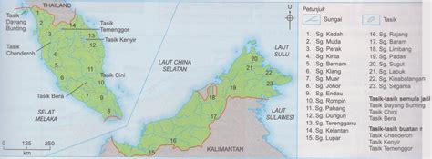 geografi dan anda 2 0 sungai di malaysia