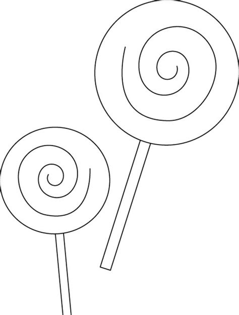 swirl peppermint candy coloring page coloring pages