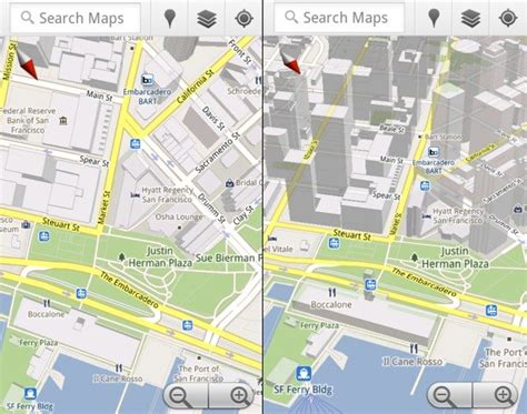 maps mobile maps 5 for android 3d maps and offline caching