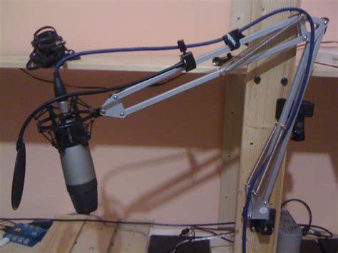 tertial lamp  microphone stand ikea hackers ikea