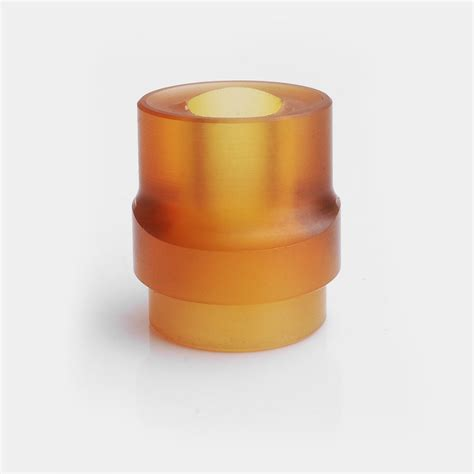 Best Product Vgod Pei Ultem Drip Tip Tricktank Pro R2 Rda Revolver Re brown pei 810 whistle flat mouthpiece drip tip for rda rta