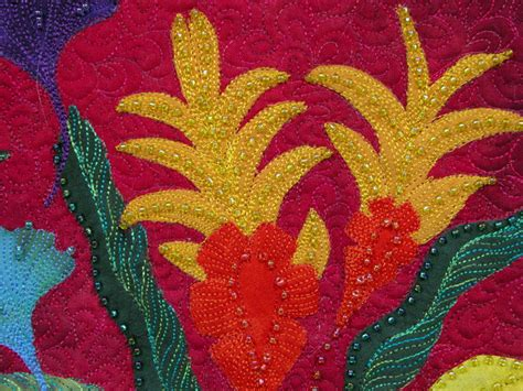 Beaded Quilts by Beaded Garden Iii By Fahl