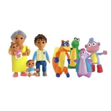 dora the explorer doll house dora explorer dollhouse twins figures abuela playtime together family friends ebay