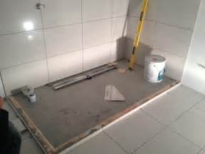 shower trench drain installation www no curb linear shower drains and barrier free