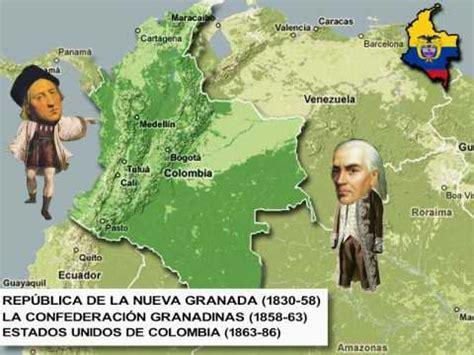 la biografa de la historia de colombia youtube