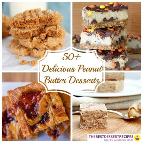 58 delicious peanut butter desserts for every occasion