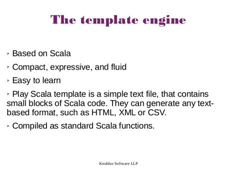 play scala template play framework by neelkanth sachdeva scala
