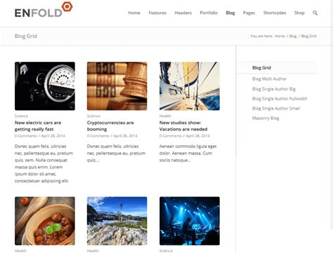 enfold theme forms top responsive wordpress themes templets