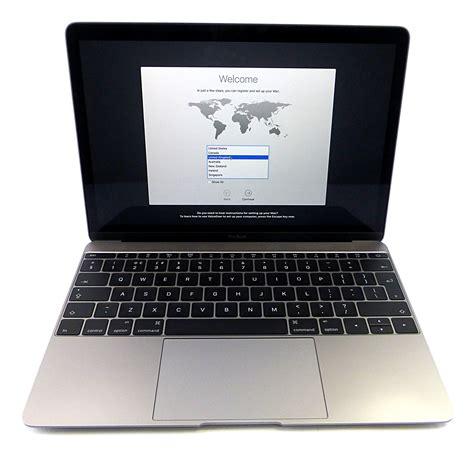 Apple Macbook 12 1 1ghz 256gb 8gb apple macbook 12 quot retina m 1 1ghz 8gb 256gb ssd early
