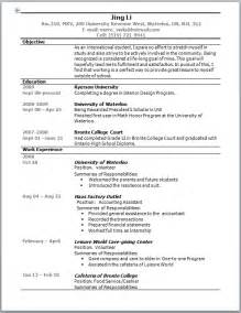 Resume Format For Australia by Resume Exles Australia Best Resume Exle