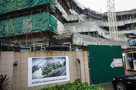 sky ufficio sta kaspersky lab presso la futura sede interpol di singapore