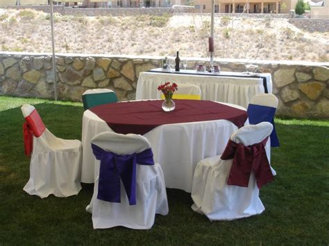 tables and chairs for rent el paso tx a1 rentals home