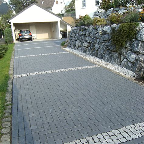 terrassenplatten 6cm ehl pflasterstein anthrazit 20 x 10 x 6 cm rechteckig