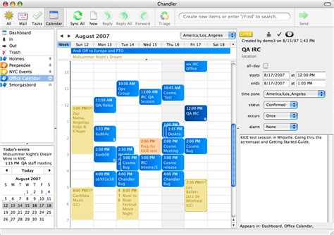 software release calendar template chandler software