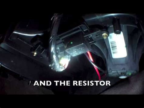 2003 chevy silverado blower motor resistor replace how to replace blower motor resistor in chevrolet silverado