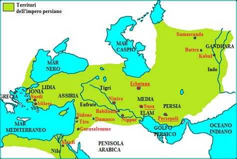 i persiani i persiani