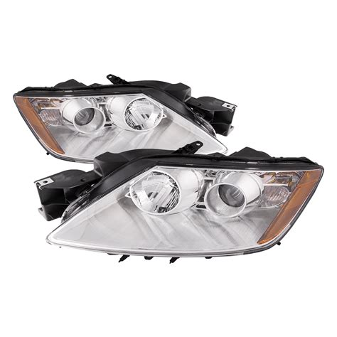 2007 mazda cx 7 light assembly 2007 2011 mazda cx 7 complete headlight assembly set pair