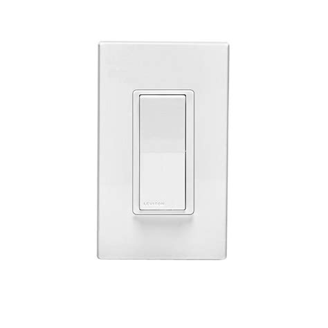 dual smart light switch leviton 120 volt decora digital coordinating switch remote