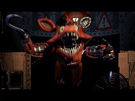 foxy makes an entrance! | five nights at freddy's 2 (part