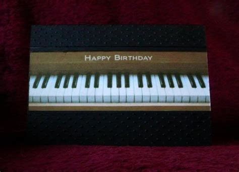Piano Keyboard Pop Up Card Template by Shoshiplatypus Made Cards Pop Up Card With Piano