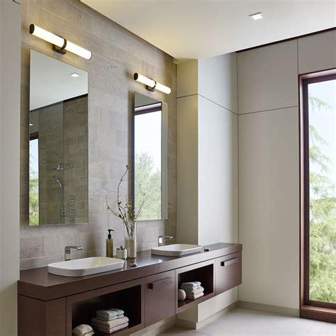 Modern Lighting Bathroom by Lynk Bath Vanity Light In 2019 Modern Bathroom Lighting